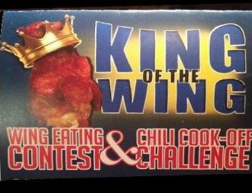 2018 King of the Wing and Chili Cook-Off Challenge!