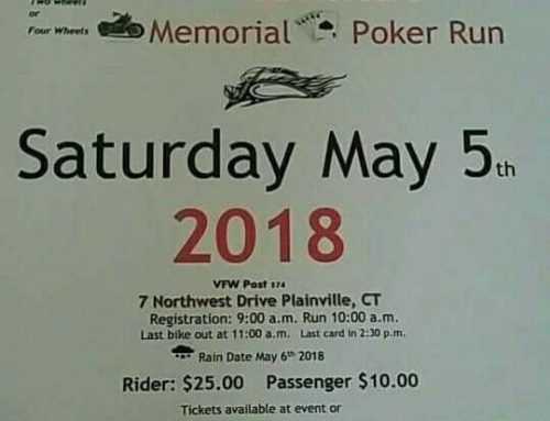 2018 Ed Mercure Memorial Poker Run