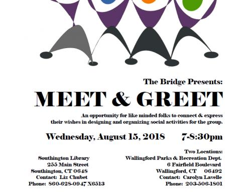 Meet & Greet!