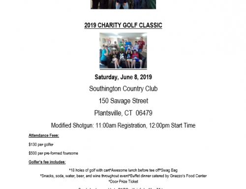 2019 PARC Golf Classic