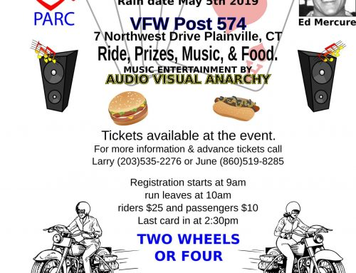 2019 Ed Mercure Memorial Poker Run