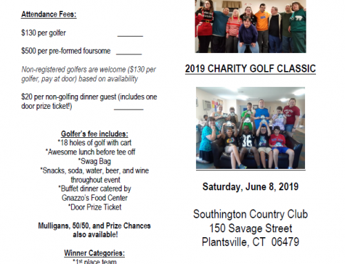 PARC 2019 Charity Golf Classic