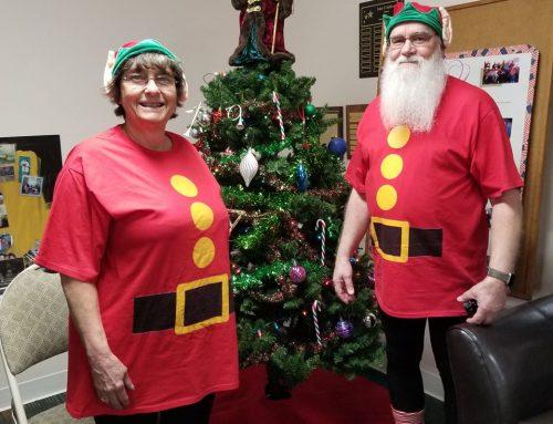 2019 PARC Christmas Party Fun!