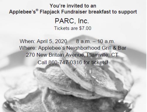 2020 Applebee's Pancake Breakfast
