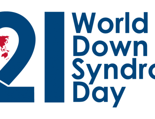 It's World Down Syndrome Day on March 21!